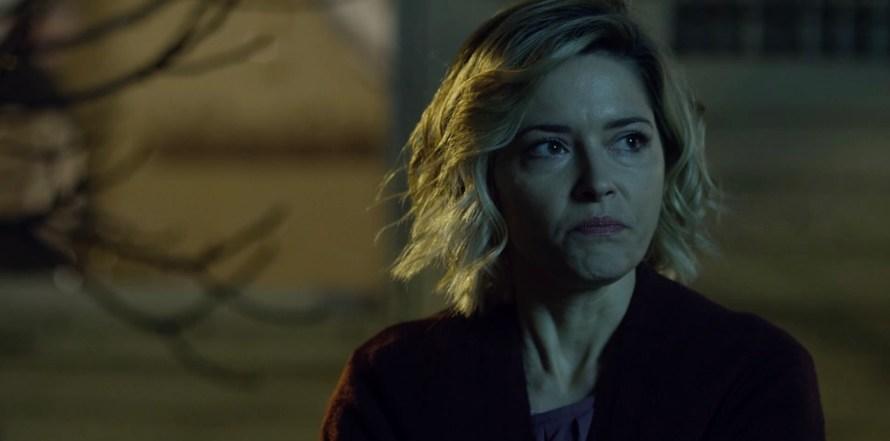 Jakob's Wife Cast - Sarah Lind as Carol Fedder