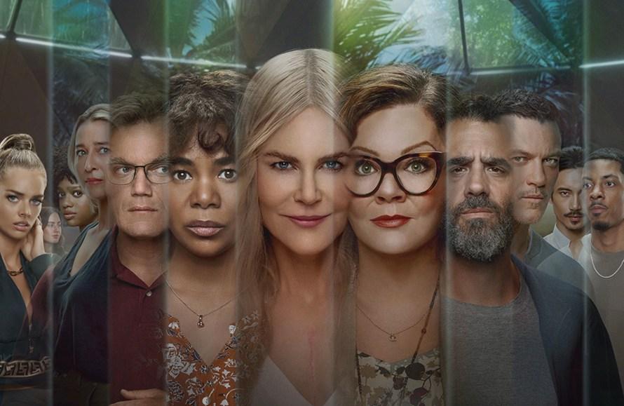 Nine Perfect Strangers Cast - 2021 Hulu Series