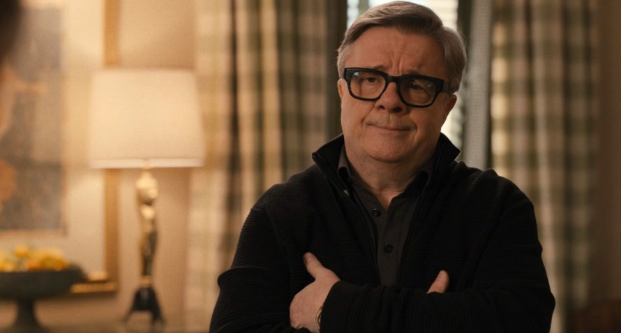 Only Murders in the Building Cast on Hulu - Nathan Lane as Teddy