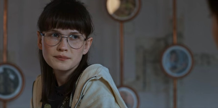 Open Your Eyes Cast on Netflix - Zuza Galewicz as Milena