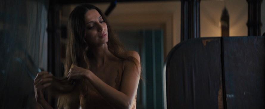 Reminiscence Cast - Angela Sarafyan as Elsa Carine