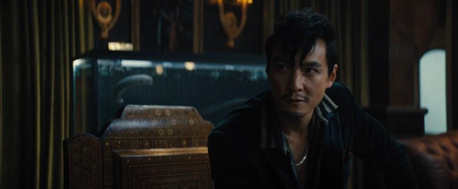 Reminiscence Cast - Daniel Wu as Saint Joe