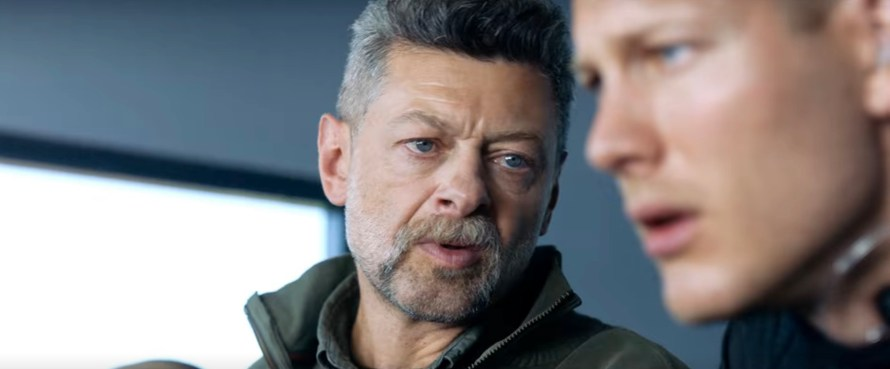 SAS: Rise of the Black Swan Cast - Andy Serkis as George Clements