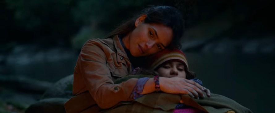 Sweet Girl Cast - Adria Arjona as Amanda Cooper