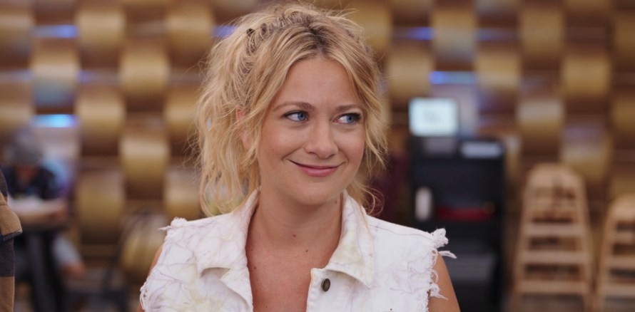Vacation Friends Cast on Hulu - Meredith Hagner as Kyla