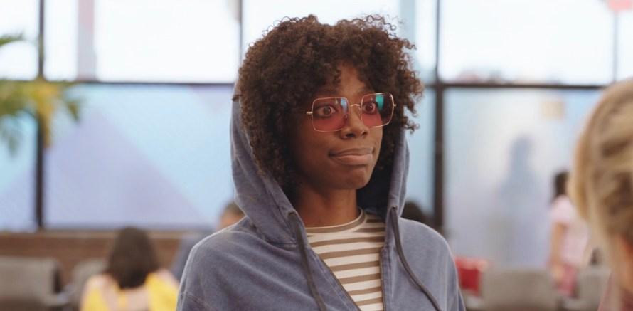 Vacation Friends Cast on Hulu - Yvonne Orji as Emily