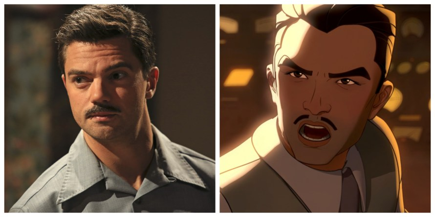 What If Voice Cast - Dominic Cooper as Howard Stark