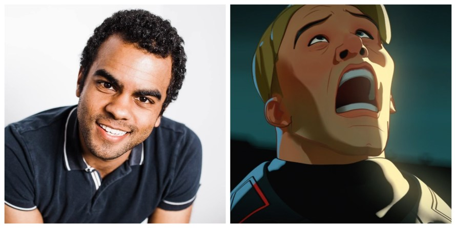 What If Voice Cast - Isaac Robinson-Smith as Brick