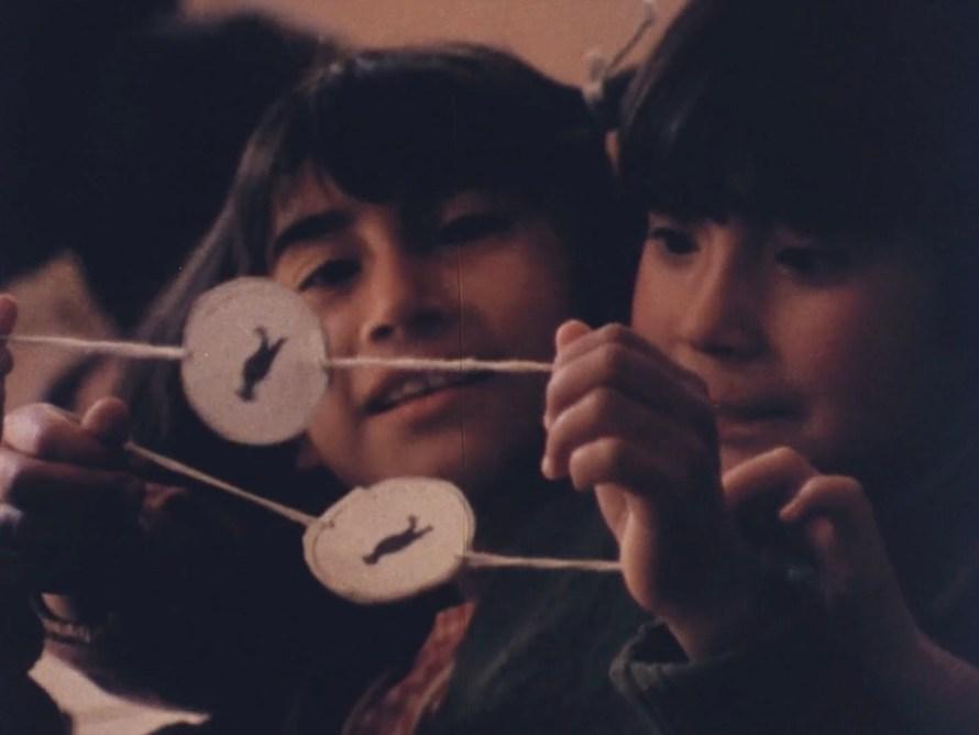 One Hundred Children Waiting for a Train 1988 Documentary - Film Essay