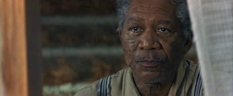 An Unfinished Life Cast - Morgan Freeman as Mitch Bradley