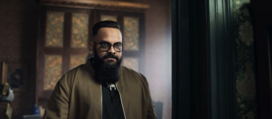 Army of Thieves Cast - Guz Khan as Rolph