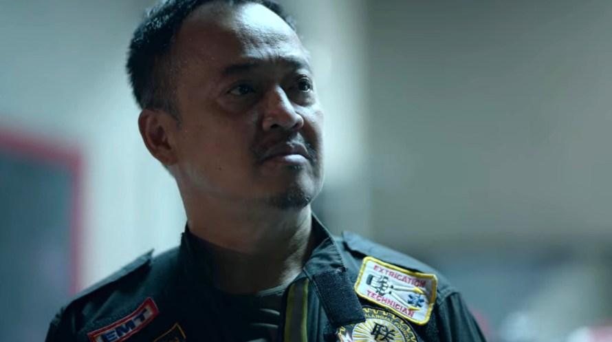 Bangkok Breaking Cast - Sahajak Boonthanakit as Pratheep