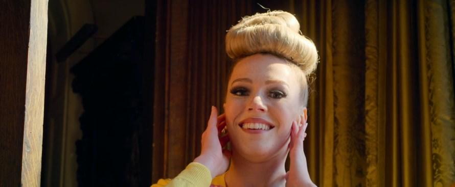 Cinderella Cast 2021 on Amazon Prime - Charlotte Spencer as Narissa