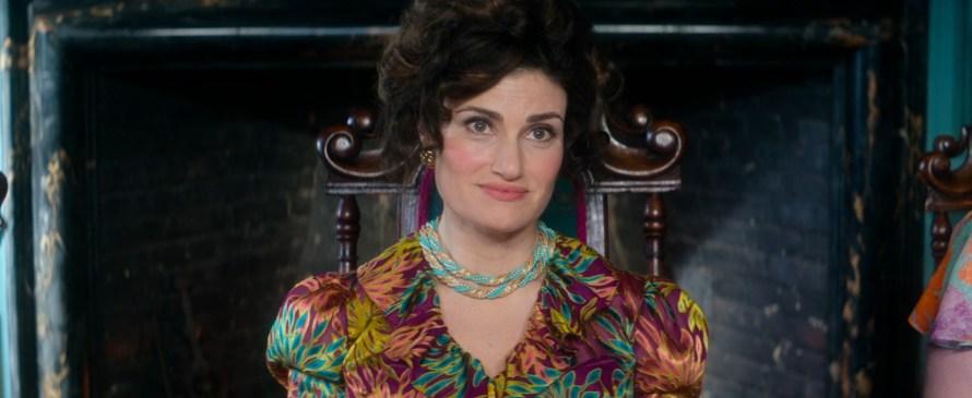Cinderella Cast 2021 on Amazon Prime - Idina Menzel as Vivian