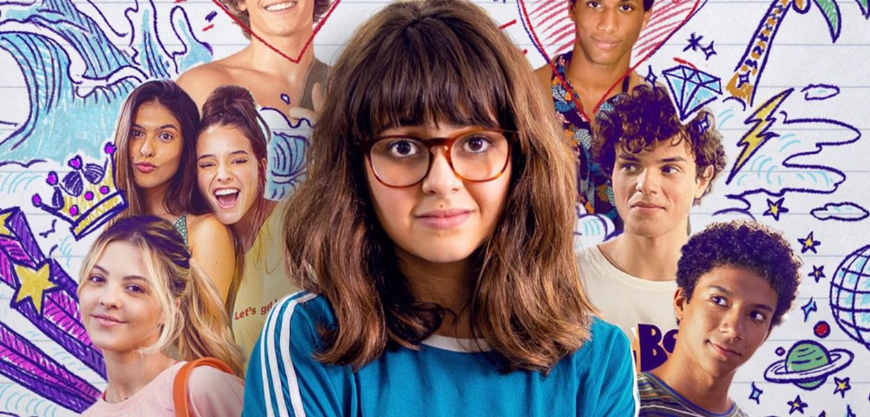 Confessions of an Invisible Girl Cast on Netflix - Confissões de uma Garota Excluída