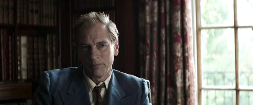 Crooked House Cast - Julian Sands as Philip Leonides