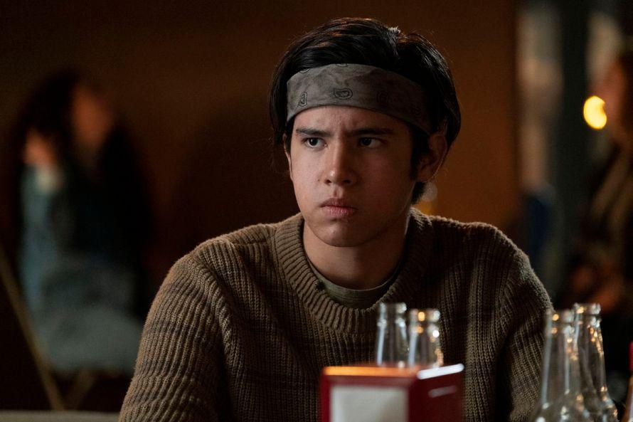 "Cry Macho Cast - Eduardo Minett as Rafael ""Rafo"" Polk"
