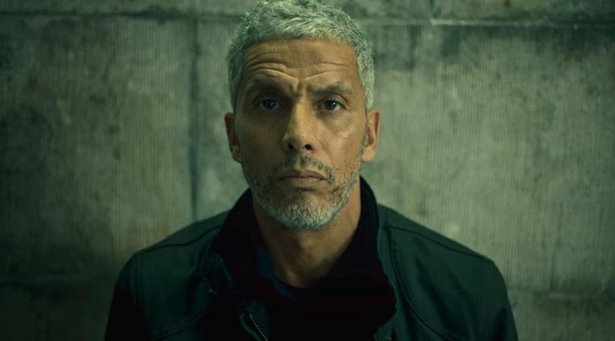 Ganglands Cast (Braqueurs) on Netflix - Sami Bouajila as Mehdi