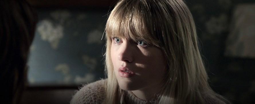 Malignant Cast - Maddie Hasson as Sydney Lake