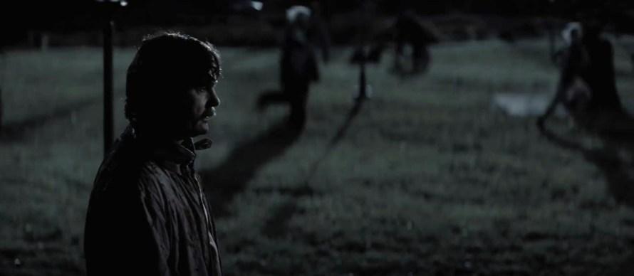 Midnight Mass Cast on Netflix - Henry Thomas as Ed Flynn