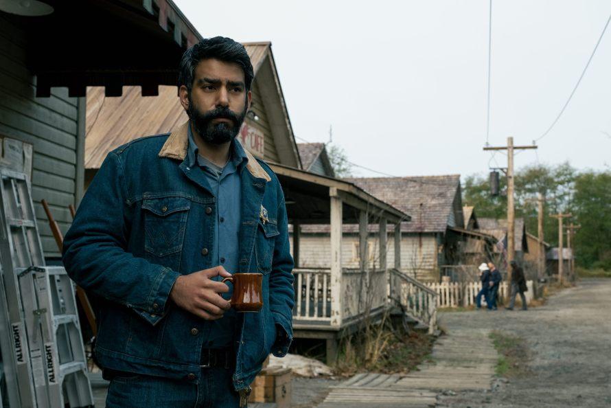 Midnight Mass Cast on Netflix - Rahul Kohli as Sheriff Hassan