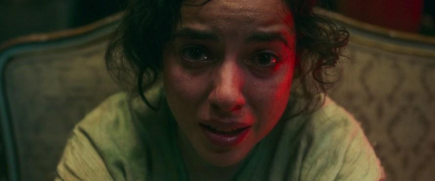 No One Gets Out Alive Cast - Cristina Rodlo as Ambar