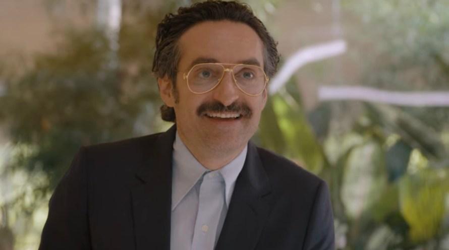 On the Verge Cast - Mathieu Demy as Martin