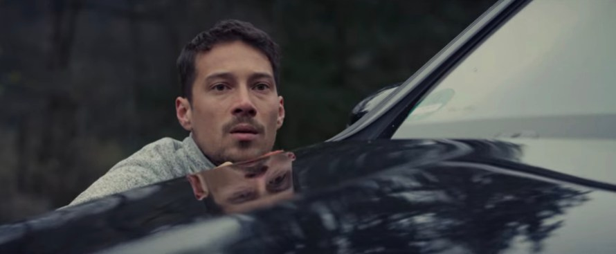 Prey Cast on Netflix - Klaus Steinbacher as Stefan