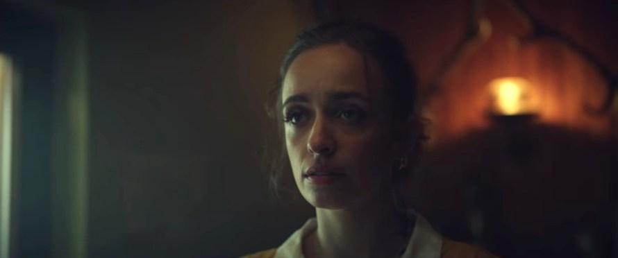 Prey Cast on Netflix - Nellie Thalbach as Jenny