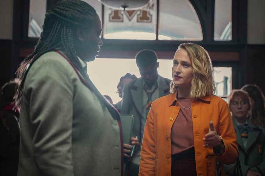 Sex Education Season 3 Cast - Jemima Kirke as Hope Haddon