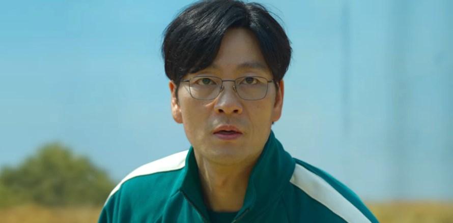 Squid Game Cast - Hae-soo Park as Sang-woo Park