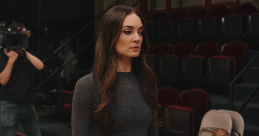 The Big Leap Cast - Mallory Jansen as Monica Sullivan