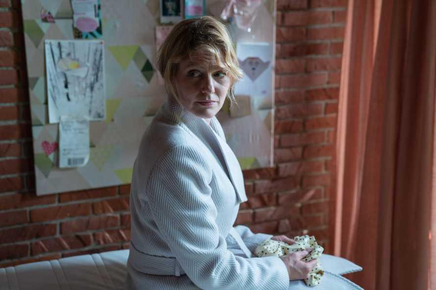 The Chestnut Man Cast - Iben Dorner as Rosa Hartung