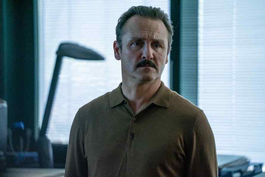 The Chestnut Man Cast - Lars Ranthe as Nylander