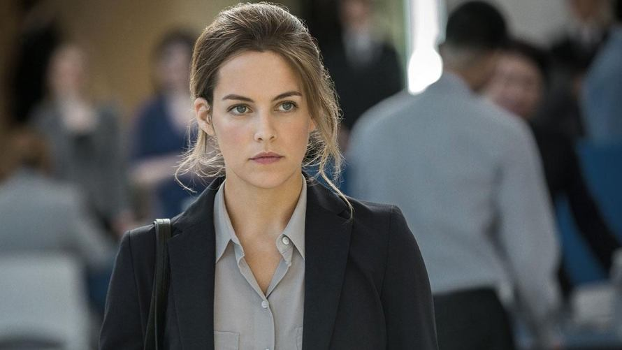The Guilty Cast - Riley Keough as Emily Lighton