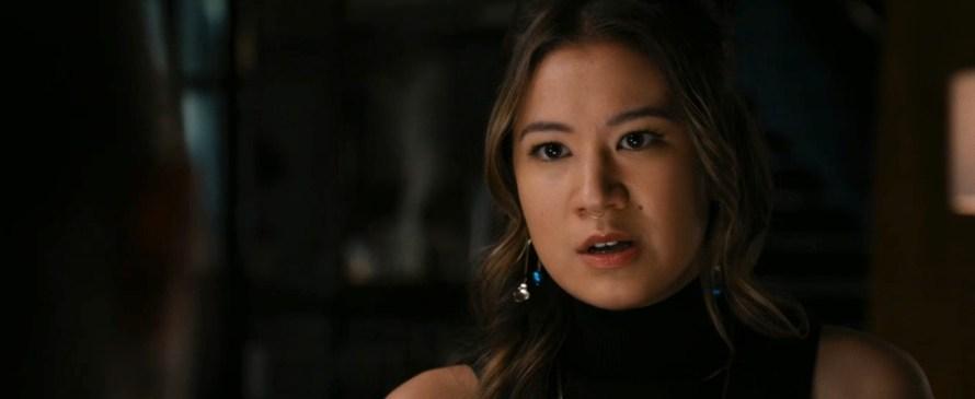 The Voyeurs Cast on Amazon Prime - Katharine King So as Ari