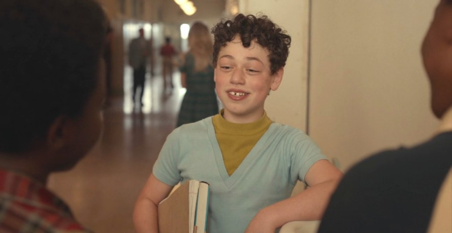 The Wonder Years Cast - Julian Lerner as Brad Hitman