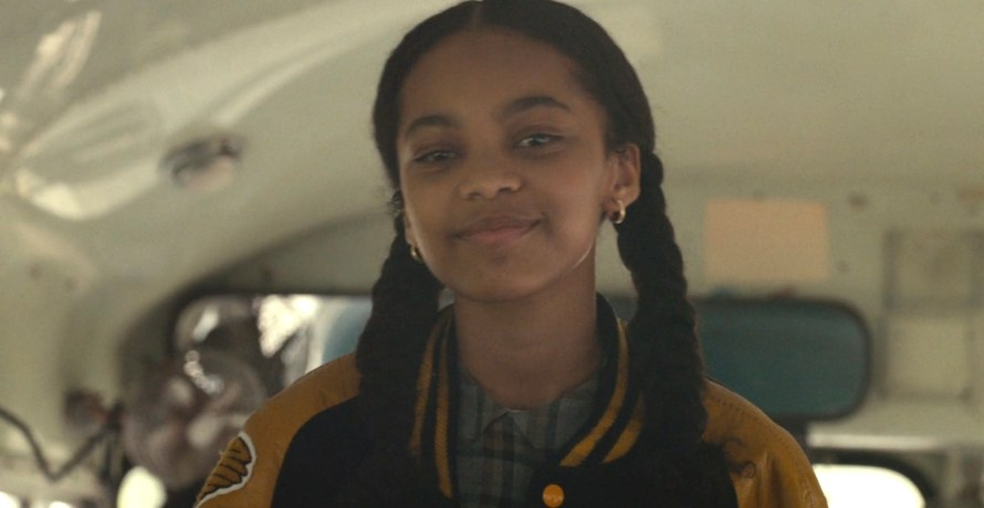 The Wonder Years Cast - Milan Ray as Keisa Clemmons