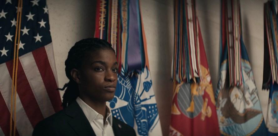 Y: The Last Man Cast - Ashley Romans as Agent 355