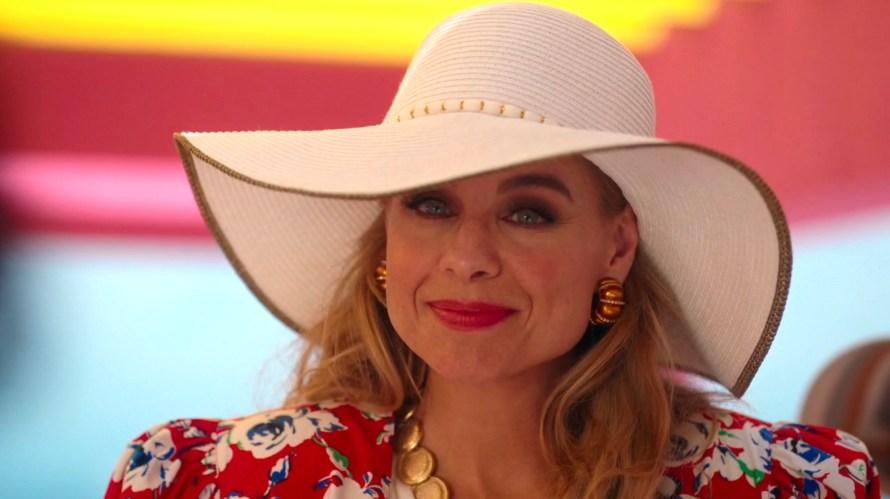 Acapulco Cast - Jessica Collins as Diane Davies