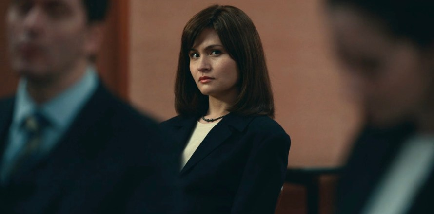 Dopesick Cast - Phillipa Soo as Amber