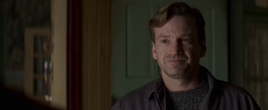Fever Dream Cast on Netflix (Distancia de rescate) - Guillermo Pfening as Marco