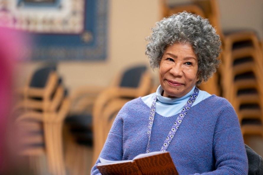Maid Cast - BJ Harrison as Denise