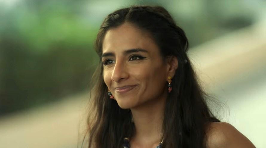 The Five Juanas Cast - Sofia Engberg as Juana Batista