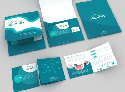 Stationary Design – Island Media Management | Bali Graphic ...