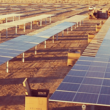 Public Utility Solar Energy in Palmdale, CA