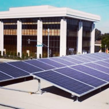 Unitarian Church Solar in Anaheim, CA