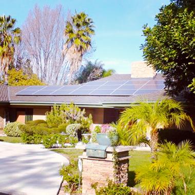Residential Solar in Fullerton, CA