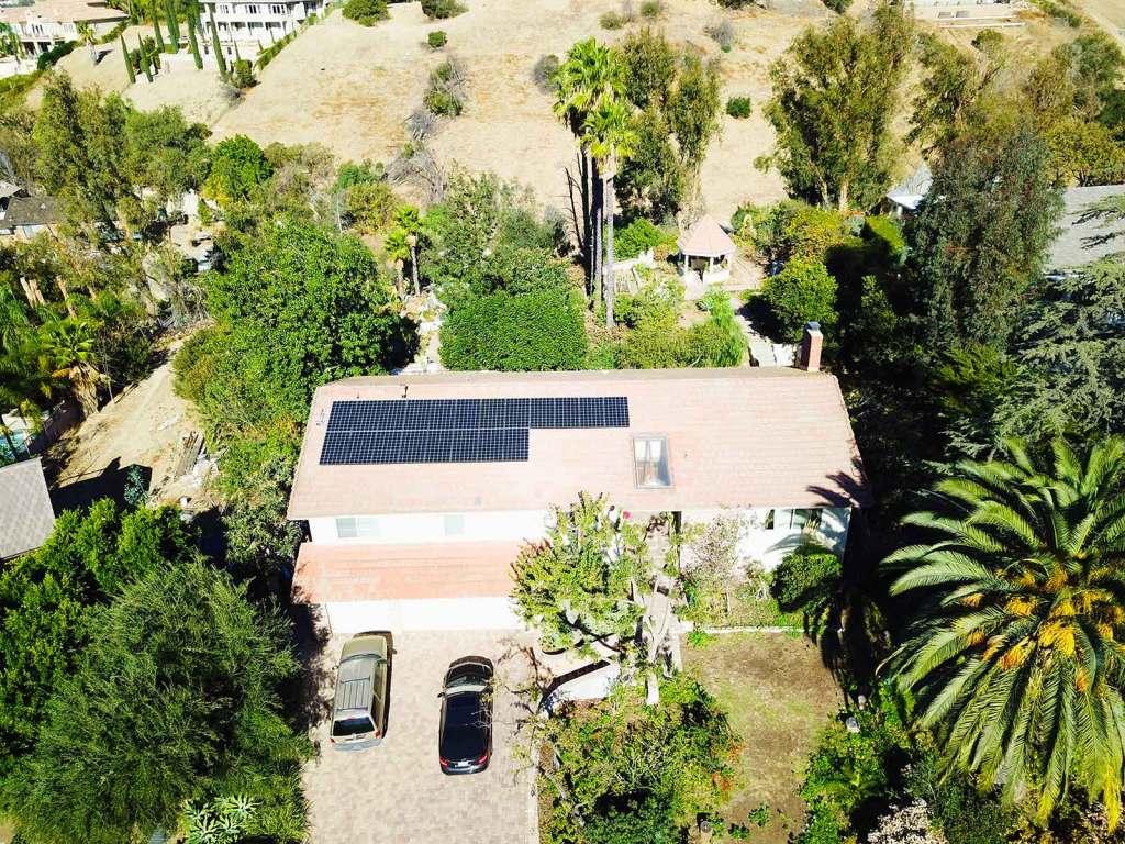 Residential Solar in Anaheim CA