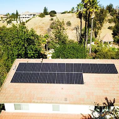 Residential Solar in Anaheim, CA – 6 kW